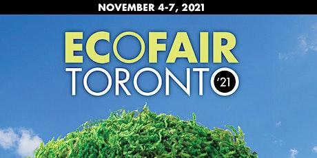 EcoFair Toronto 2021 tickets