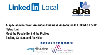 LinkedInLocal + ABA Cross-Council - October 2021 tickets