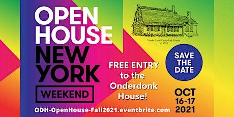 Fall Open House Weekend tickets