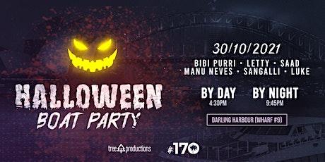 Halloween #2021 - Night Cruise tickets