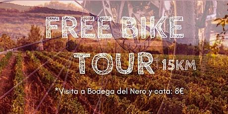 FREE BIKE TOUR entradas