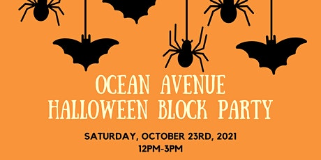 2021 Ocean Avenue Halloween Block Party tickets