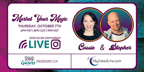 Market Your Magic - Lead Generation! tickets