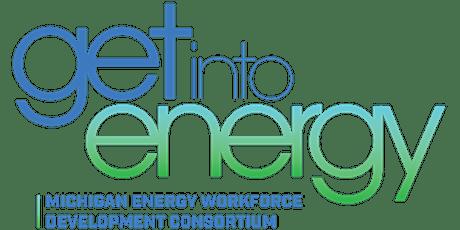 MI Careers in Energy Educational Pathways 2021 - Careers in Energy Week tickets