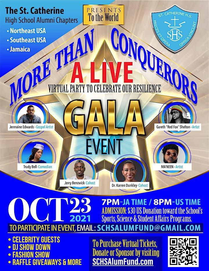 St. Catherine High School Alumni Fundraising Gala image