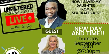 """""""Unfiltered Conversations w/Min. Tee Jay"""" tickets"""