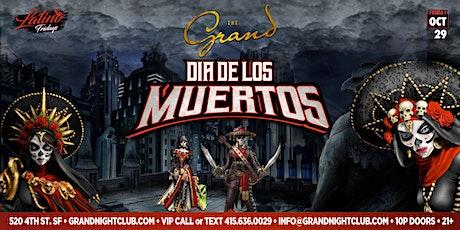 DIA DE LOS MUERTOS HALLOWEEN 2021 tickets