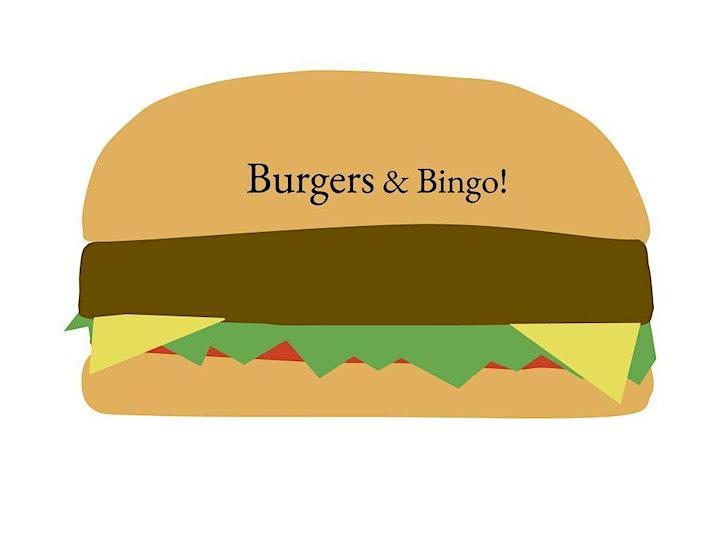 2021 Edna Brewer Middle School Burger & Bingo image