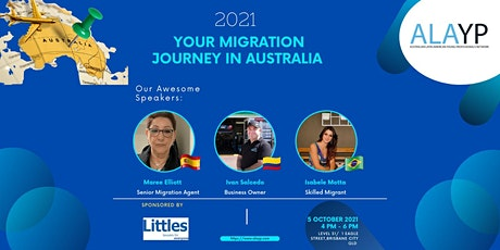 Your Migration Journey to Australia tickets