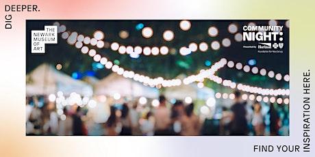 Community Night: Block Party tickets
