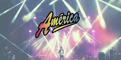 Grupo América - Ponteareas entradas