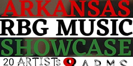 Arkansas RBG Music Showcase 8 tickets