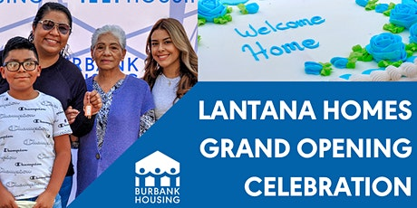 Lantana Homes Grand Opening Celebration tickets
