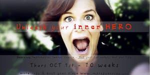 Unleash your inner HERO - Improv course