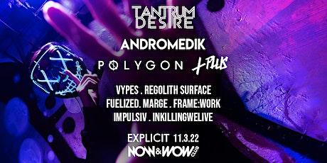 Explicit | Drum & Bass w/ Tantrum Desire, Andromedik & more! tickets