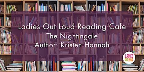 LOL Reading Cafe - The Nightingale, Kristin Hannah tickets