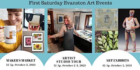 First Saturday Evanston Art Events tickets