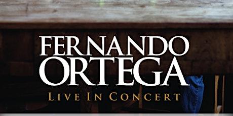 Fernando Ortega Christmas Concert entradas