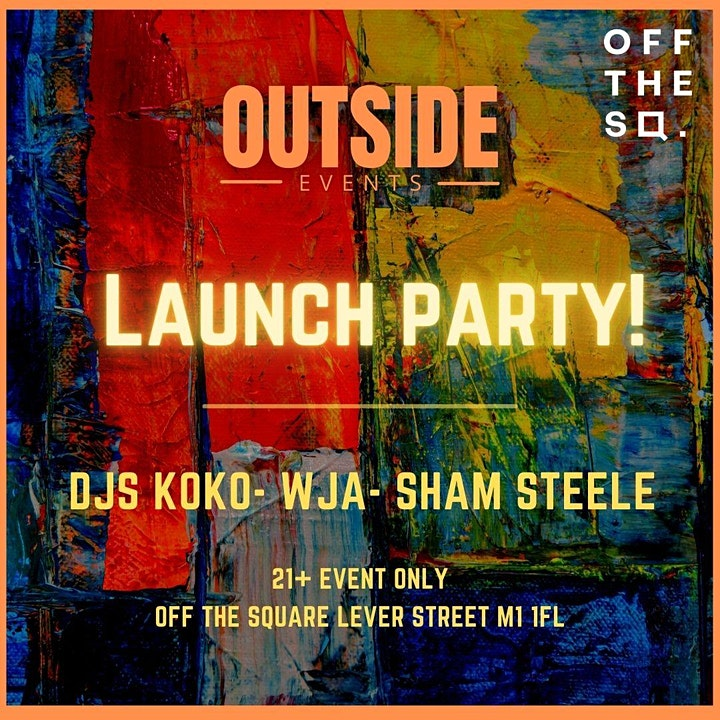 Outside Events Launch Party image