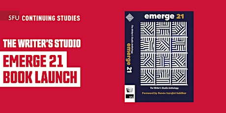 emerge 21 Book Launch tickets