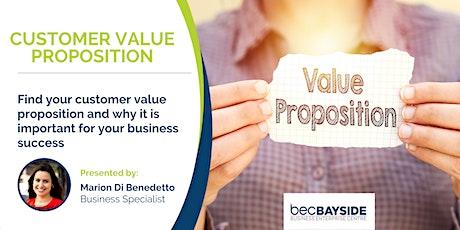 Customer Value Proposition - Digital Transformation Workshop tickets