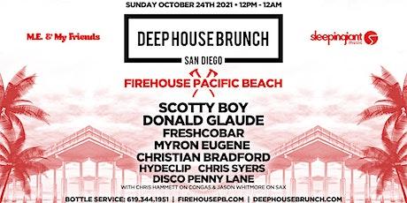 Deep House Brunch: San Diego tickets