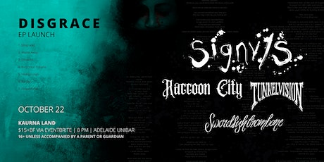 SIGNV/S 'Disgrace' EP Launch tickets