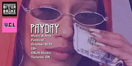 PAYDAY Music & Arts Festival tickets