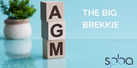 Big Brekkie - AGM tickets