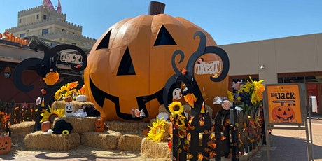 Citadel Outlets' Big Jack Photo Opps and Halloween Spooktacular tickets