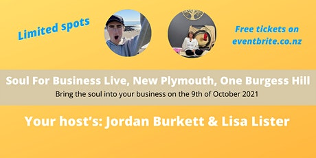 Soul for Business Free Workshop tickets