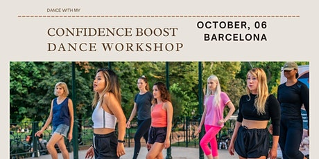 [BARCELONA] Confidence Boost Dance Workshop - Outdoor entradas
