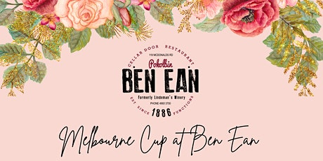 Melbourne Cup 2021 @ Ben Ean tickets