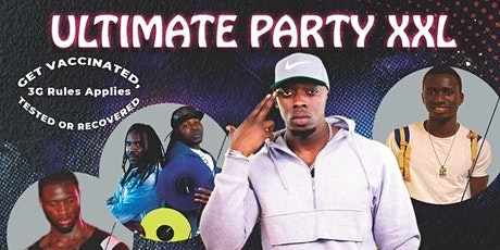 DEEJAY LIMBO (BANDI GAD) LIVE SHOW - ULTIMATE PARTY XXL Tickets