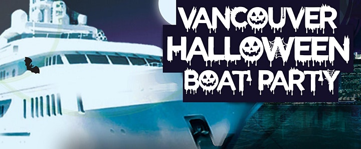 VANCOUVER HALLOWEEN BOAT PARTY  2021   SUN OCT 31 image