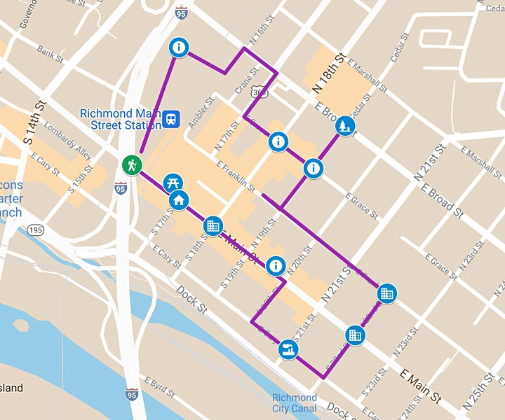 Shockoe walking tour: Recognizing our past and planning for the future image