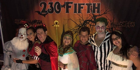 Andy Troy's Annual Halloween Bash at 230 Fifth, Free Admission! tickets