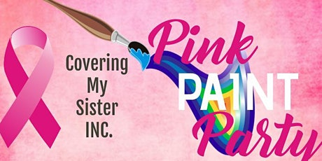 Pink Paint Party tickets
