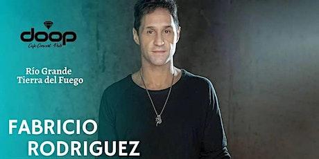 Cena show con la presentación de Fabricio Rodriguez entradas