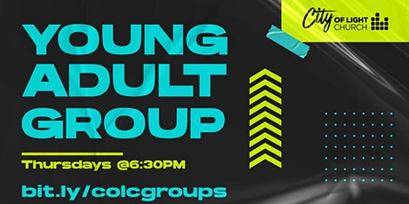 City of Light Young Adult Group - ONLINE tickets