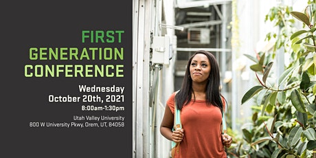 First Generation Conference 2021 tickets