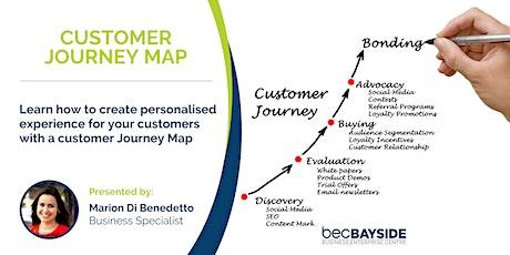 Customer Journey Map - Digital Transformation Workshop billets