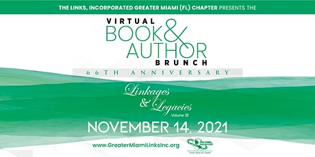 Virtual Book and Author Brunch tickets