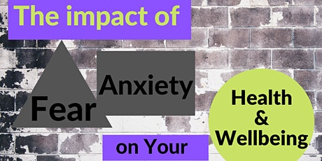 Managing Anxiety Holistically & Understanding Your Body, Food and Health tickets