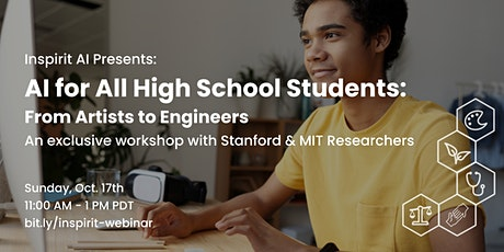 AI for All High School Students: by Stanford and MIT Researchers tickets
