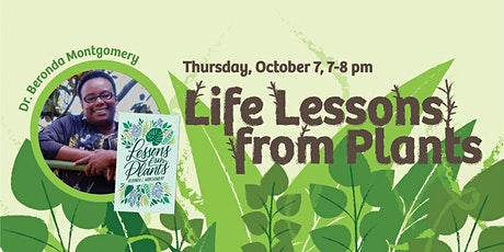 Life Lessons from Plants tickets