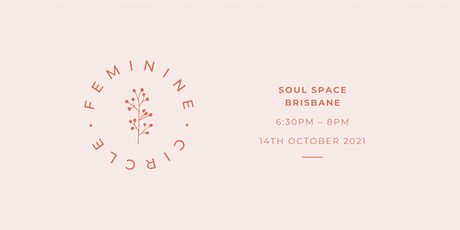 Feminine Circle OCTOBER 2021 tickets