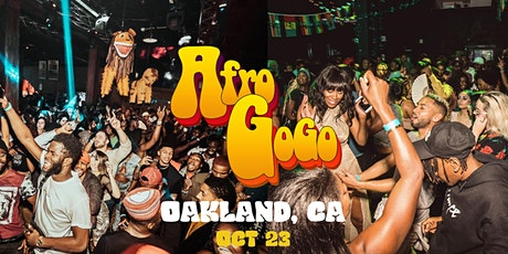 AFRO GOGO - Afrobeats Dance Party ( OAKLAND ) tickets