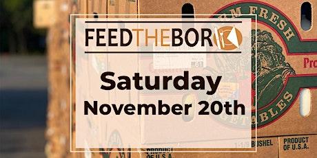 Feed The Boro November 2021 Community Food Distribution tickets
