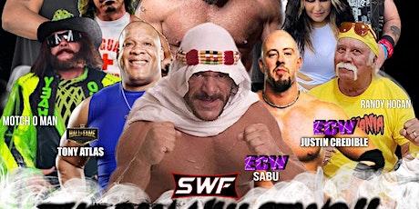 SWF Wrestling returns to Holmdel NJ tickets